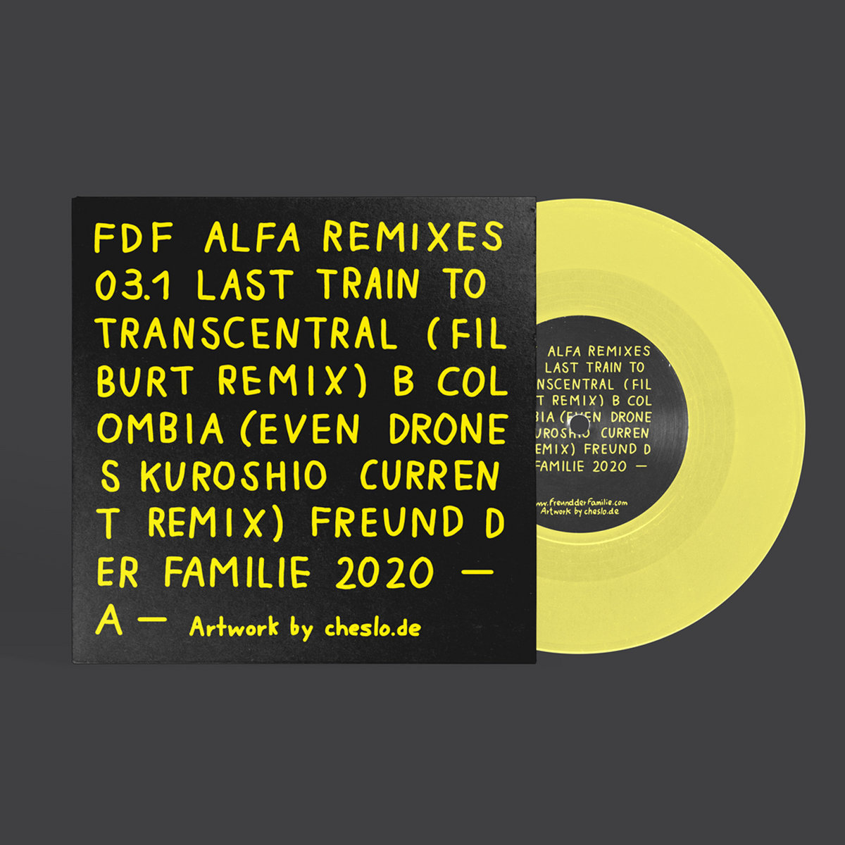 Alfa Remixes 03.1