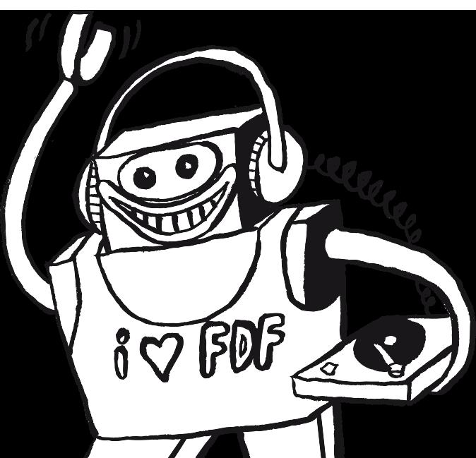 I love FDF
